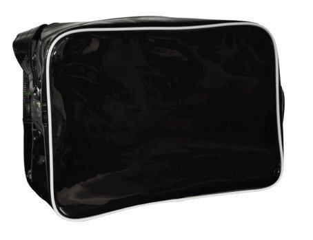 adidas Umhänge Tasche schwarz Karate Gr. L
