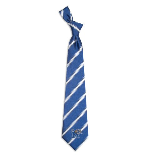 Memphis Tigers Collegiate Woven Polyester (Tigers Woven Polyester Tie)
