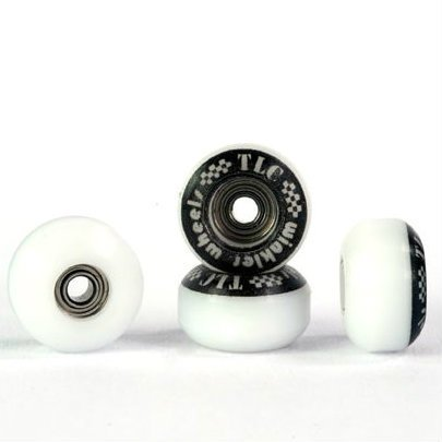 Winkler TLC Fingerboard Wheels - White