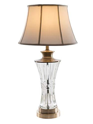 Lead Crystal Lamp - 2