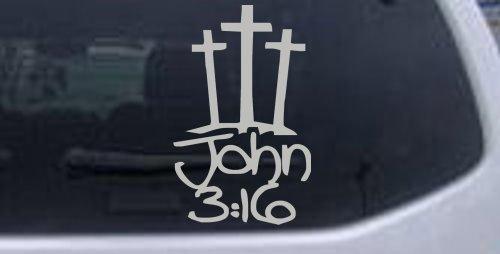 Silver 5 4in 8 5in Crosses John