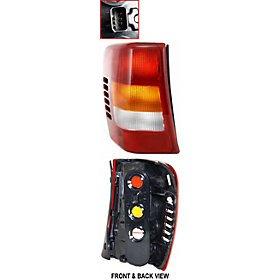02 Lh Tail Lamp - 6