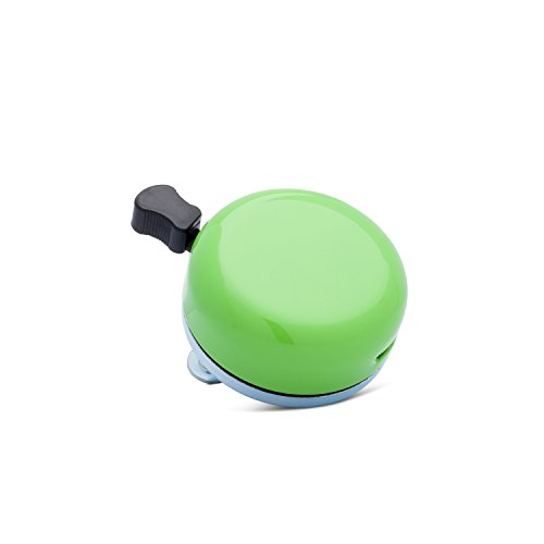 Classic Bicycle Bell by Kickstand Cycle Works - Green