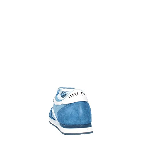 Walsh - Zapatillas para hombre azul claro