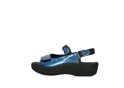 wolky, Damen-Sandalette, Jewel, 3204 blue