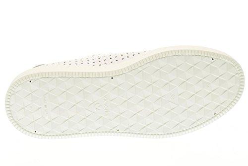 Blanc la VICTORIA Forme Avec Femmes Plate Basses 260102 Baskets Blanc qrqIUFwn8