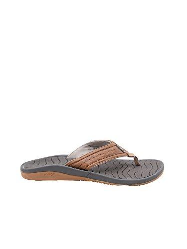 Reef Men's Swellular Cushion LE Sandals BROWN 11