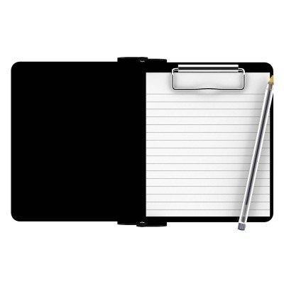 (Black Mini Novel ISO Clipboard)