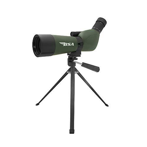 Gamo BSA Optics Spotting Scope 20X-60X, 60mm Objtive with Tripod and Carrying case