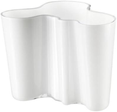 Iittala Alvar Aalto Collection Vase 6.25 , White