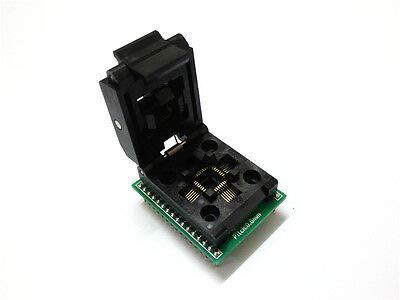 IC Adapter Socket LQFP TQFP QFP 32 to DIP 32 TQFP32 QFP32 to DIP32 Socket adapte