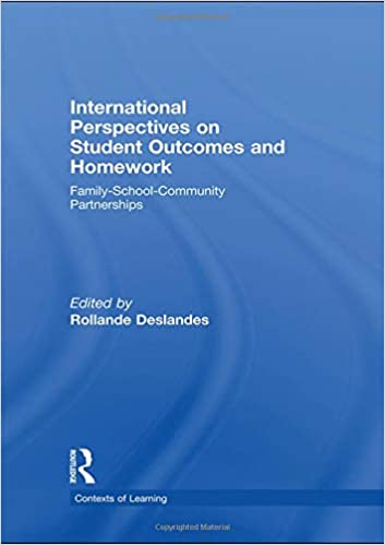international perspectives on student outcomes and homework desl andes roll ande
