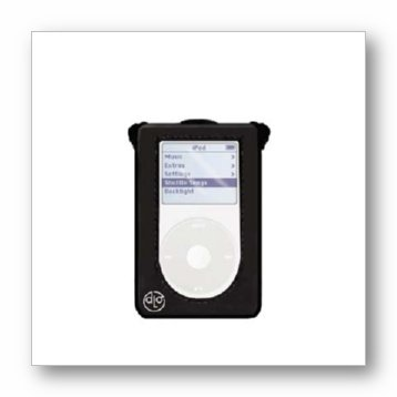 DLO Action Jacket Case with Armband for iPod classic 4G (Black)