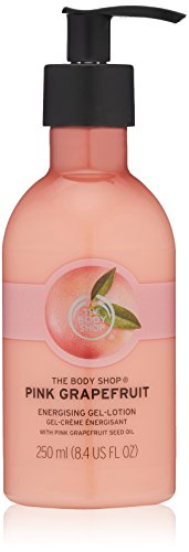The Body Shop Pink Grapefruit Energising Gel Lotion, 100% Ve