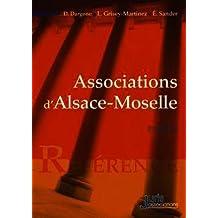 ASSOCIATIONS D'ALSACE-MOSELLE
