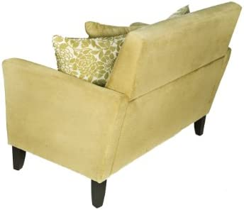 angelo:HOME Sutton Loveseat Lotus Green