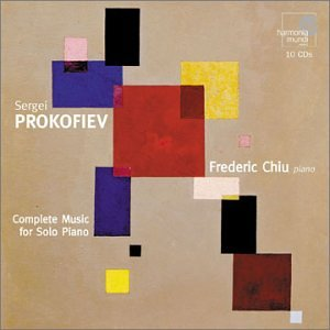 Music Complete Piano Original (Prokofiev: Complete Music for Solo Piano)