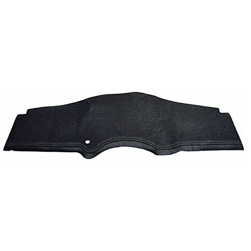 Eckler's Premier Quality Products 57-163222 Chevy Firewall Insulation Pad, Original (Molded Hood Pad)