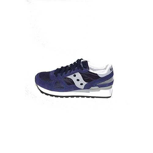 Nvy Original bassa Saucony Gry adulto pelle unisex Shadow scamosciata sneaker xvTHHwq580