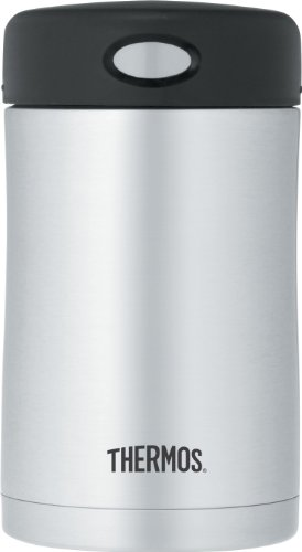 Thermos 16 Ounce Vacuum Insulated Stainless Steel Food Container (Food Large Mug)