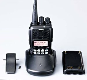 Alinco DJ-500T 2M/440 Dual-Band Handheld Radio by Alinco