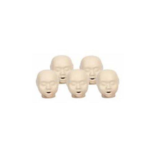 CPR Prompt Heads Infant 5 Pack (for BLUE Manikin) w/Case - LF06156U