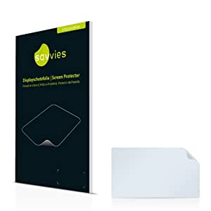 Savvies SC50 CrystalClear Protector de pantalla compatible para Becker Active 43 Traffic V2