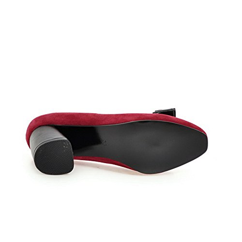 Red BalaMasa Sandales Sandales Compensées BalaMasa Red femme BalaMasa femme Compensées Compensées Sandales xfCqxPw4