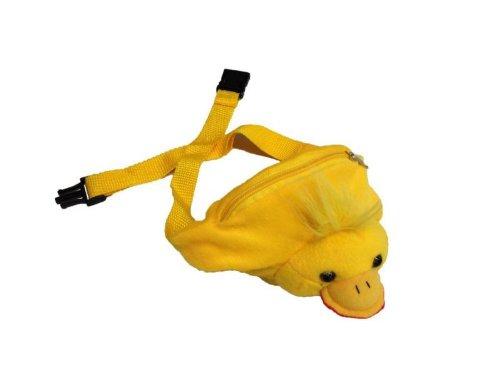 Enten Gürteltasche Kindergürteltasche Gürtel Tasche Enten Hüftbeutel Entenhüftbeutel gelb gelber Hüft Beutel Kindertasche Tasche Ententasche Entenbeutel Ente Kind für Kinder Kinderbeutel