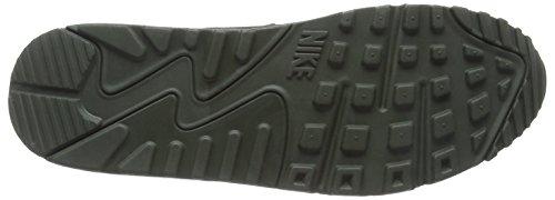 Nike Air Max 90 Essential, Scarpe da Ginnastica Uomo Verde (Sequoia/Cargo Khaki/White)