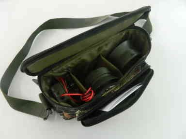 Outdoor Sports Camouflage Crossbody Backpack Hunting Bag Game Bag Bird Caller Bag Outdoor Bag by Generic (Image #4)