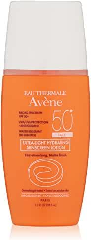 Eau Thermale Avène Ultra-Light SPF 50 Plus Hydrating Sunscreen Lotion, 1.3 fl. oz.