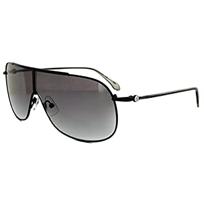 Calvin Klein Sunglasses 1159 001 Black Grey Gradient