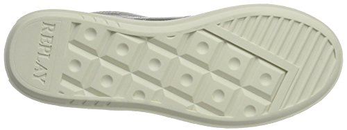 Zapatillas Plateado 000 Silver Mujer C0006L Replay GWZ74 wqXF0zt