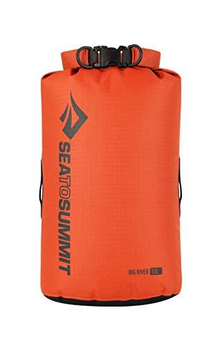 (Sea to Summit Big River Dry Bag,Orange,13-Liter)