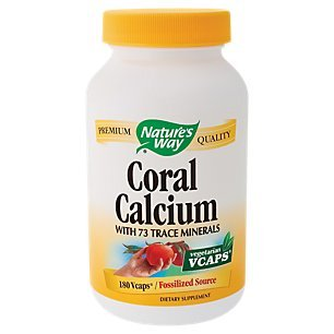 Natures Way Coral - Coral Calcium