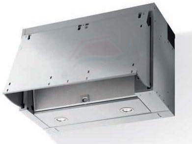 Faber 106/35 Plus - Campana extractora (86 cm), color gris claro: Amazon.es: Grandes electrodomésticos