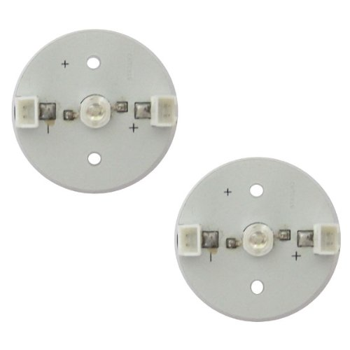 JBJ 28G NanoCube Replacement Dawn/Dusk 3 Watt LED (2-Pack) (for ()