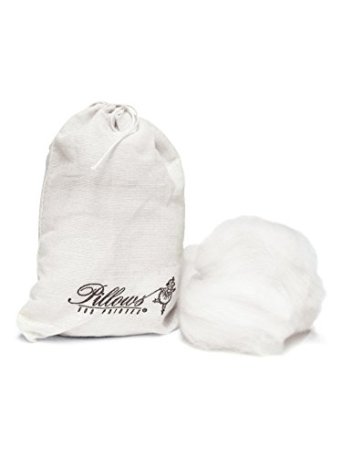 Lambs Wool 1 Oz. LLW White One-Size from Pillows For Pointes