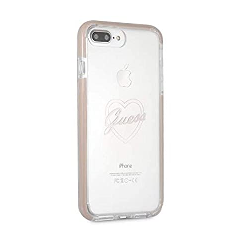 Guess - Carcasa rígida para iPhone 7 Plus/8 Plus ...