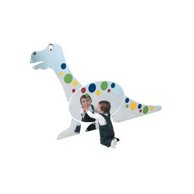 Beguiling Bronto Mirror by Children's Factory