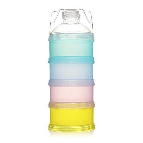 Complemento port/átil de gran capacidad para alimentos para beb/és leche en polvo