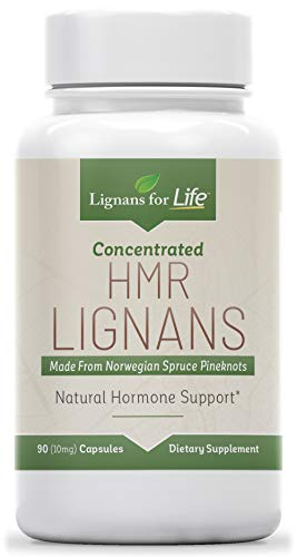 HMR Lignans 10 mg (Support Concentrated Hormonal)