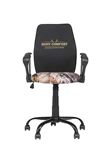 HUNT COMFORT GelCore Mesh Swivel Blind and Task Office Chair