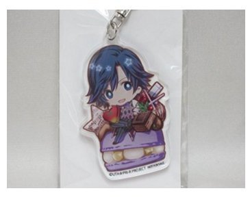 Uta no Prince sama animate DVD purchase bonus acrylic key chain Ichinose - Canada Links London Locations Of
