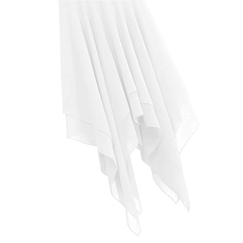 Ropa Gimnasia de Danza Blanco Agoky de Ballet Traje Mujer Gasa Vestido de Elástico Clásico Falda Baile Leotarto Maillot OxTq5xPwz