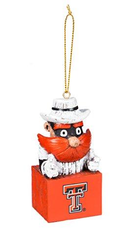 Team Sports America Texas Tech Team Mascot Ornament