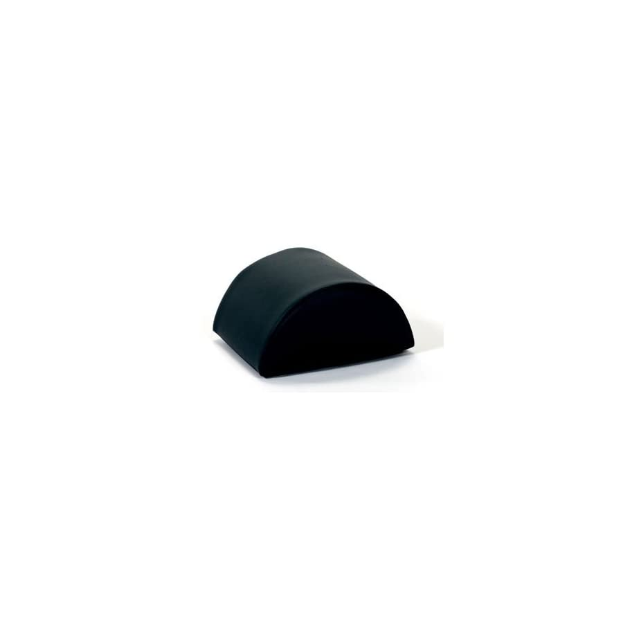 Balanced Body Half Sphere Cylinder Cushion, 7 in. x 5.5 in. x 3 in.