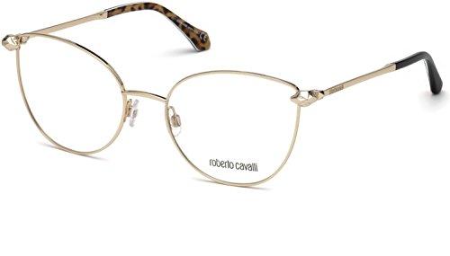 Eyeglasses Roberto Cavalli RC 5065 Lucignano 028 shiny rose gold