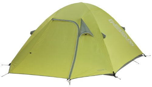 Asolo Equipment Velocity 4-Person Backpacking Tent (Light Green), Outdoor Stuffs